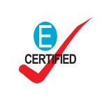 E-Certified Logo